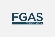 FGAS logo